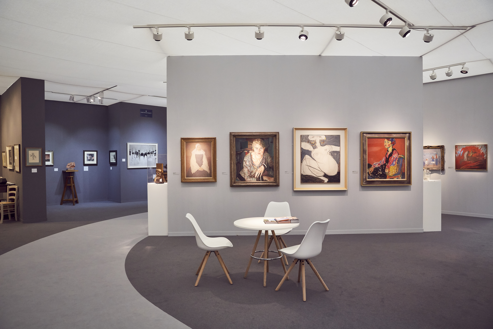 London Art Fair 2020,  Southampton City Art Gallery