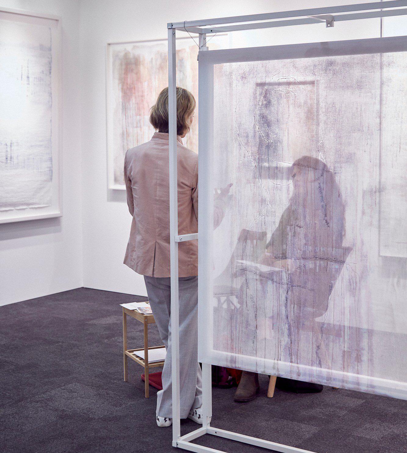 Arusha Gallery, London Art Fair 2020