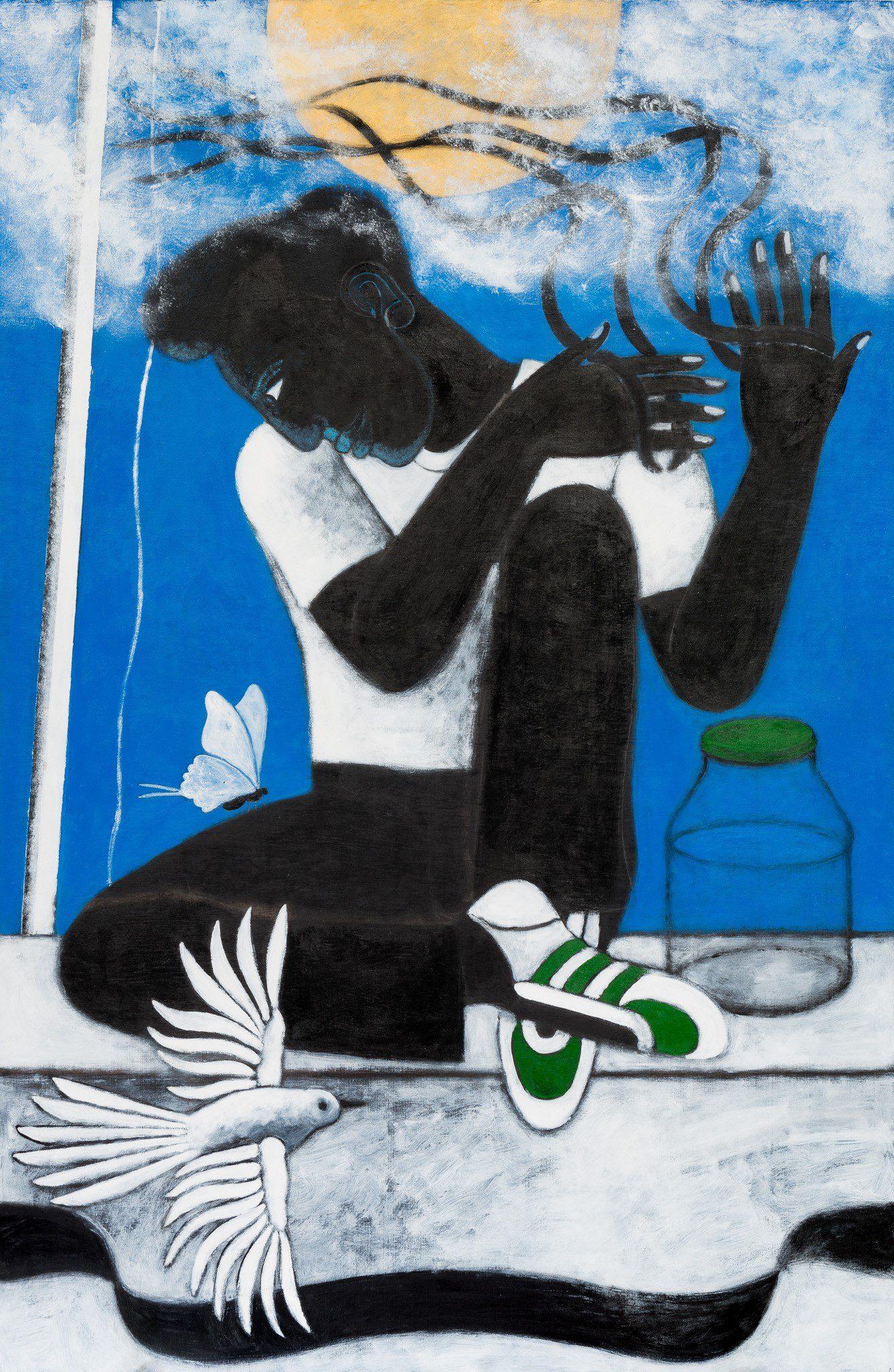 Shoes (2), Abe Odedina