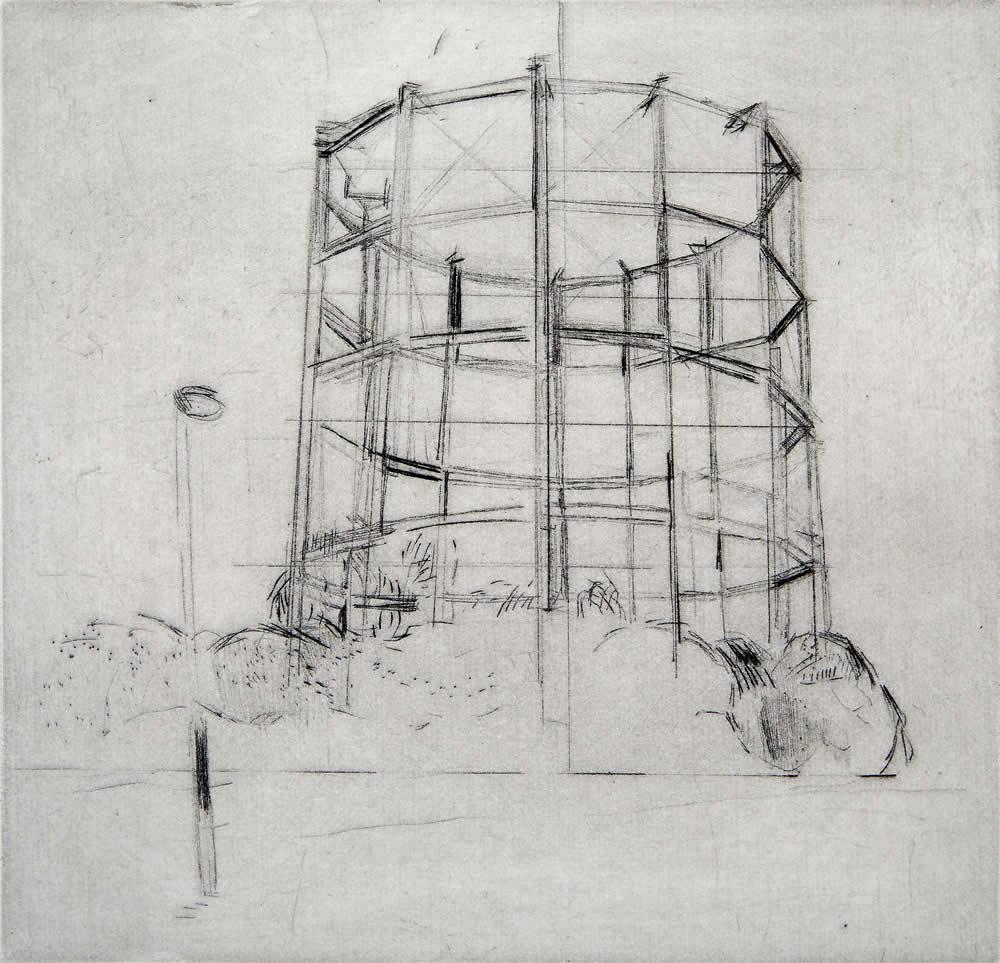 Daniel Preece, Rotherhithe Kittoe Contemporary