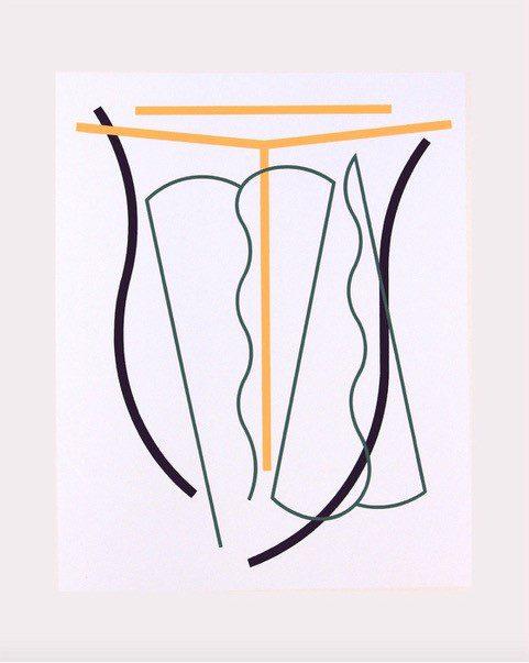 Michele Cirillo, Counterpoint, 2020, Courtesy of Zuleika Gallery