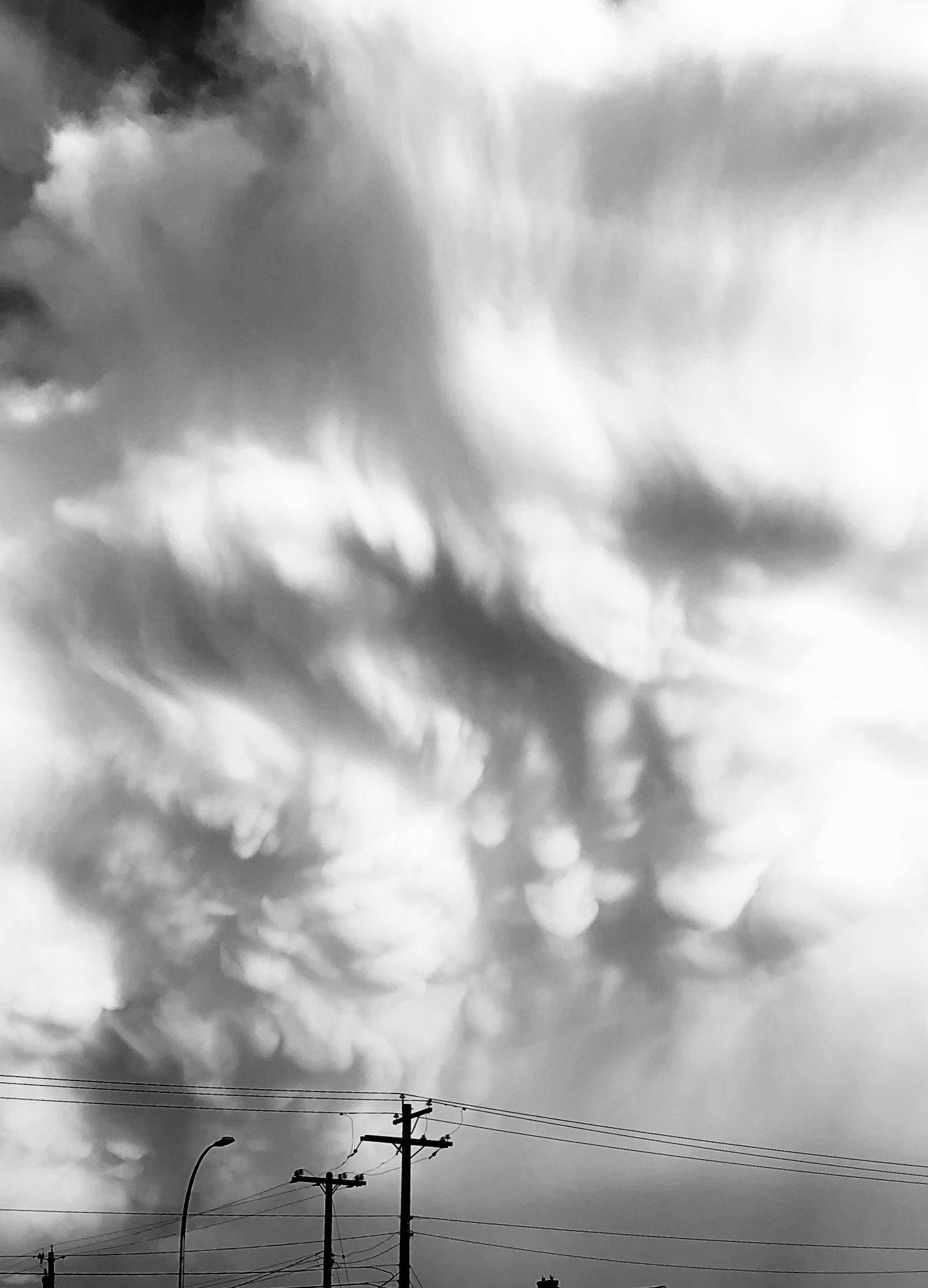 Dallas Seitz, Storm, 2020, Courtesy of IMT Gallery
