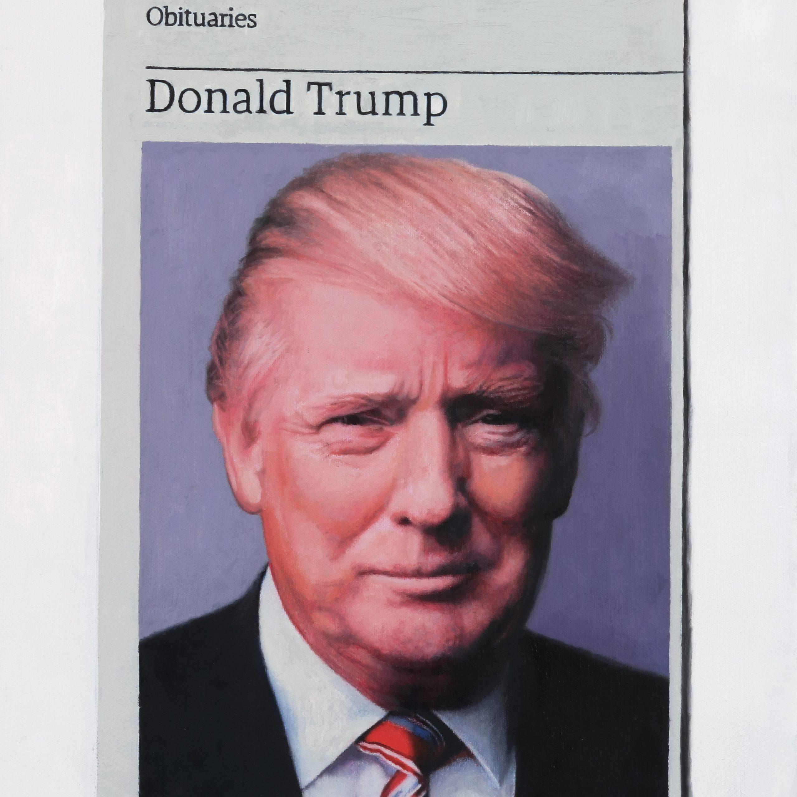 Obituary: Donald Trump, Hugh Mendes