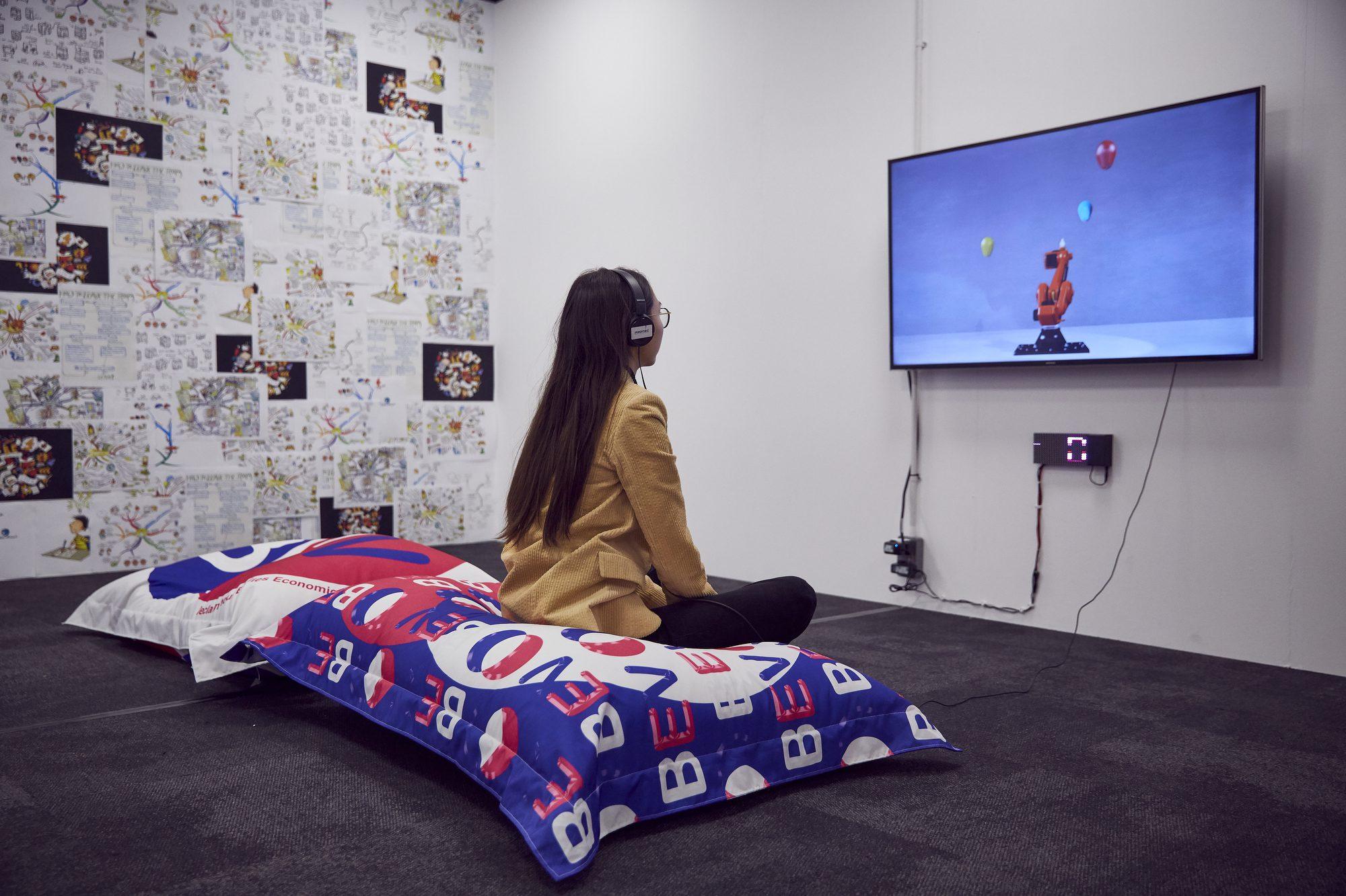 London Art Fair 2020, Screening Room