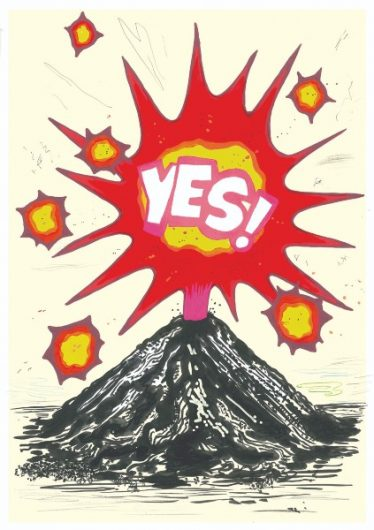 £125-Yes-Volcano-Paul-Davis-Jealous