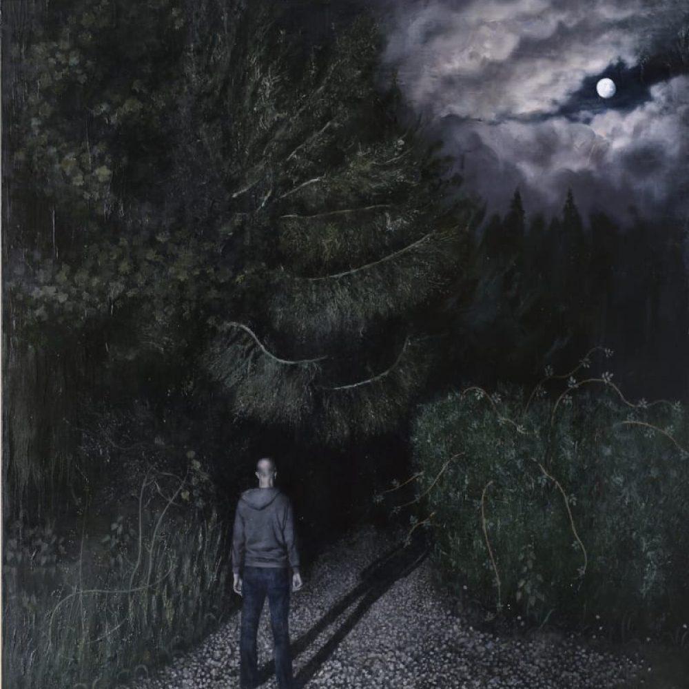 1. Stuart Pearson Wright, Wanderer, 2014. Courtesy of FLOWERS Gallery.