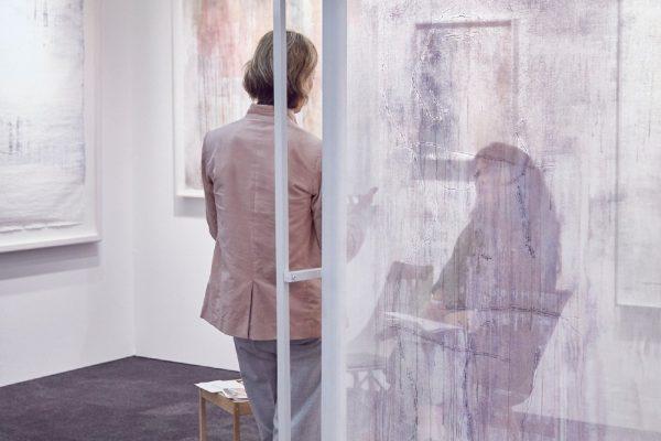 Display of artworks by Arusha Gallery London Art Fair 2020