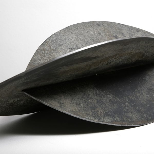 Anthea-Alley-Untitled-c1960.-Cut-and-welded-sheet-steel-7-x-21-x-10-inches.-Courtesy-of-England-Co.