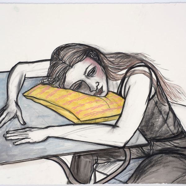 Eileen Cooper, Julia, 2020. Courtesy of Rabley Gallery.