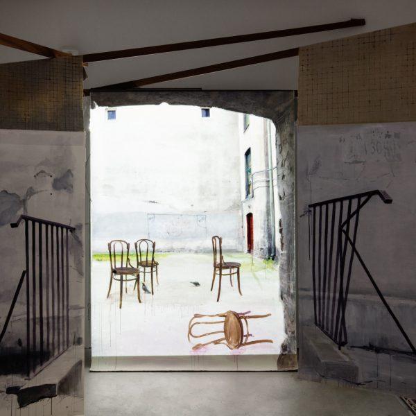 Invisible Narratives² Installation View, Magda Stawarska-Beavan, Thirteen Zero Nine Zero, 2021. Courtesy of Yamamoto Keiko, image - Alexander Christie
