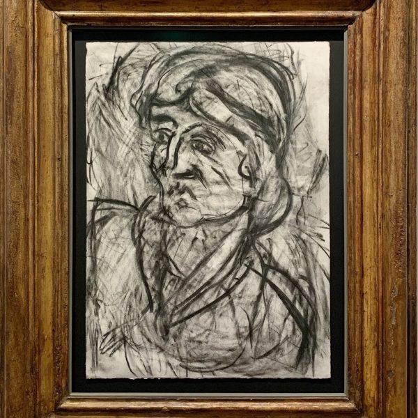 Leon-Kossoff-Fidelma-1999.-Courtesy-of-Castlegate-House-Gallery.-1