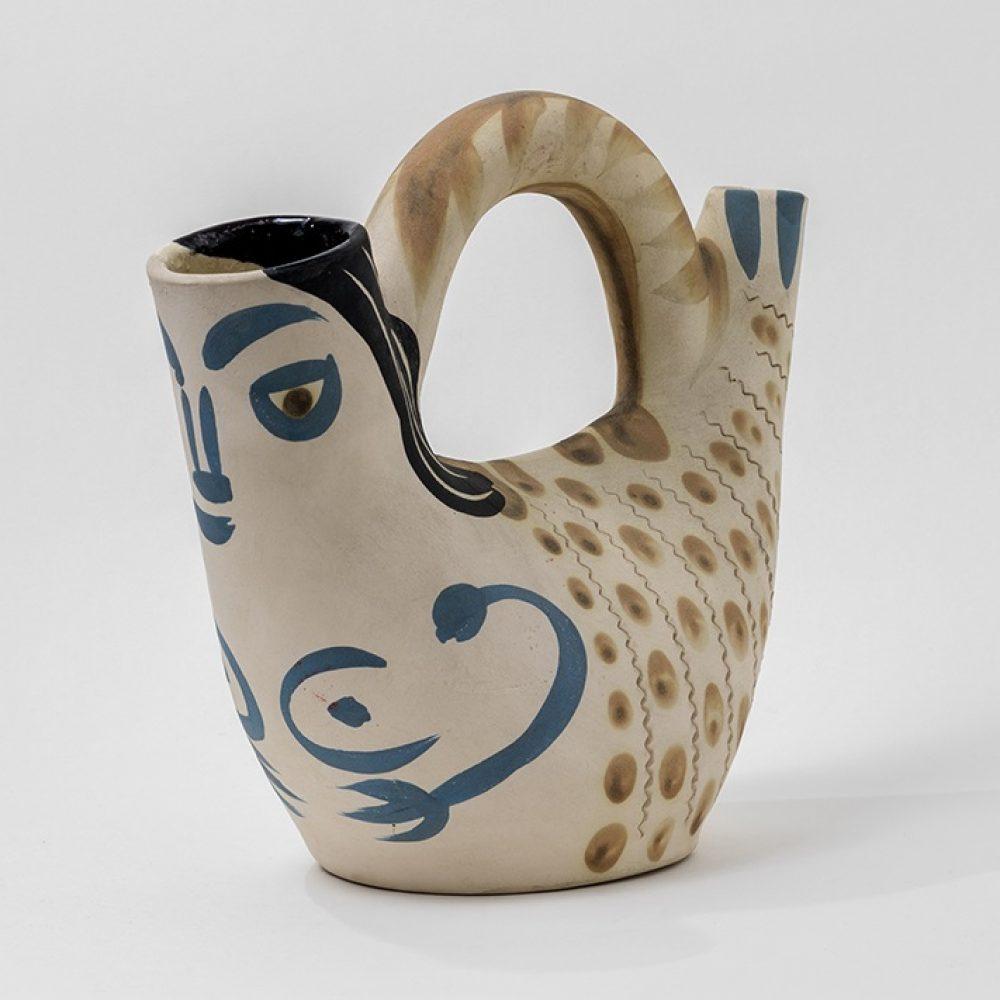 Pablo Picasso, Prow Figure (Figure de Proue), 1952. Courtesy of Huxley Parlour.