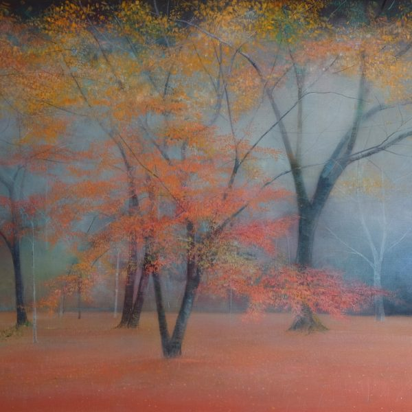 Thomas-Lamb-Trees-in-Autumn-2019.-Oil-on-linen-110-x-90cm.-Courtesy-of-Browse-Darby.